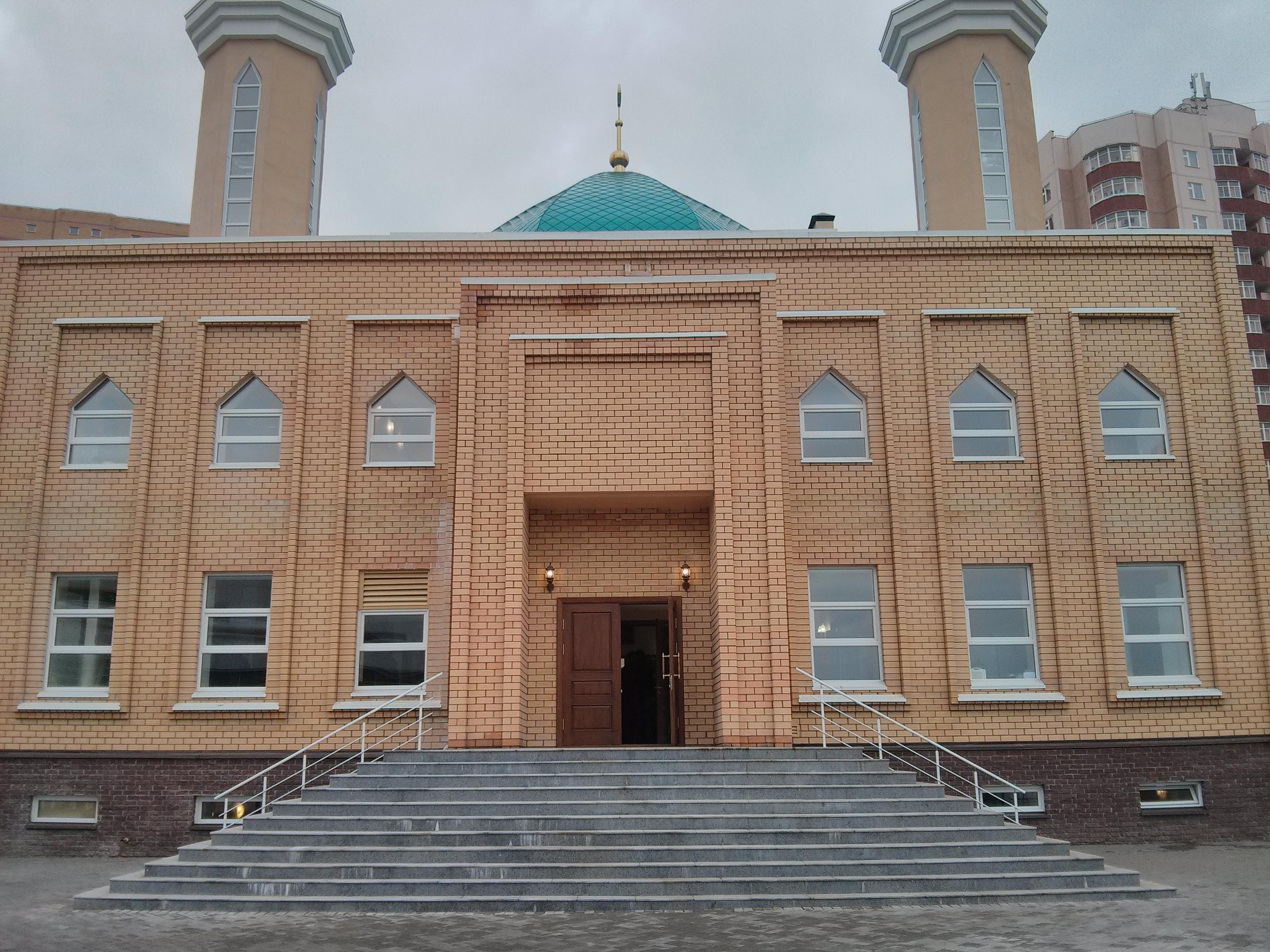 мечеть гаиля казань знакомства