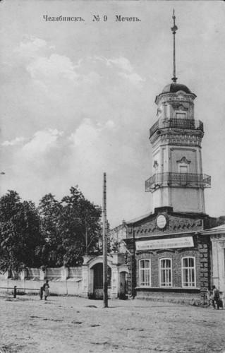 Махалля № 129 (Челябинск, Россия, Челябинская область) - ИсламЦентр
