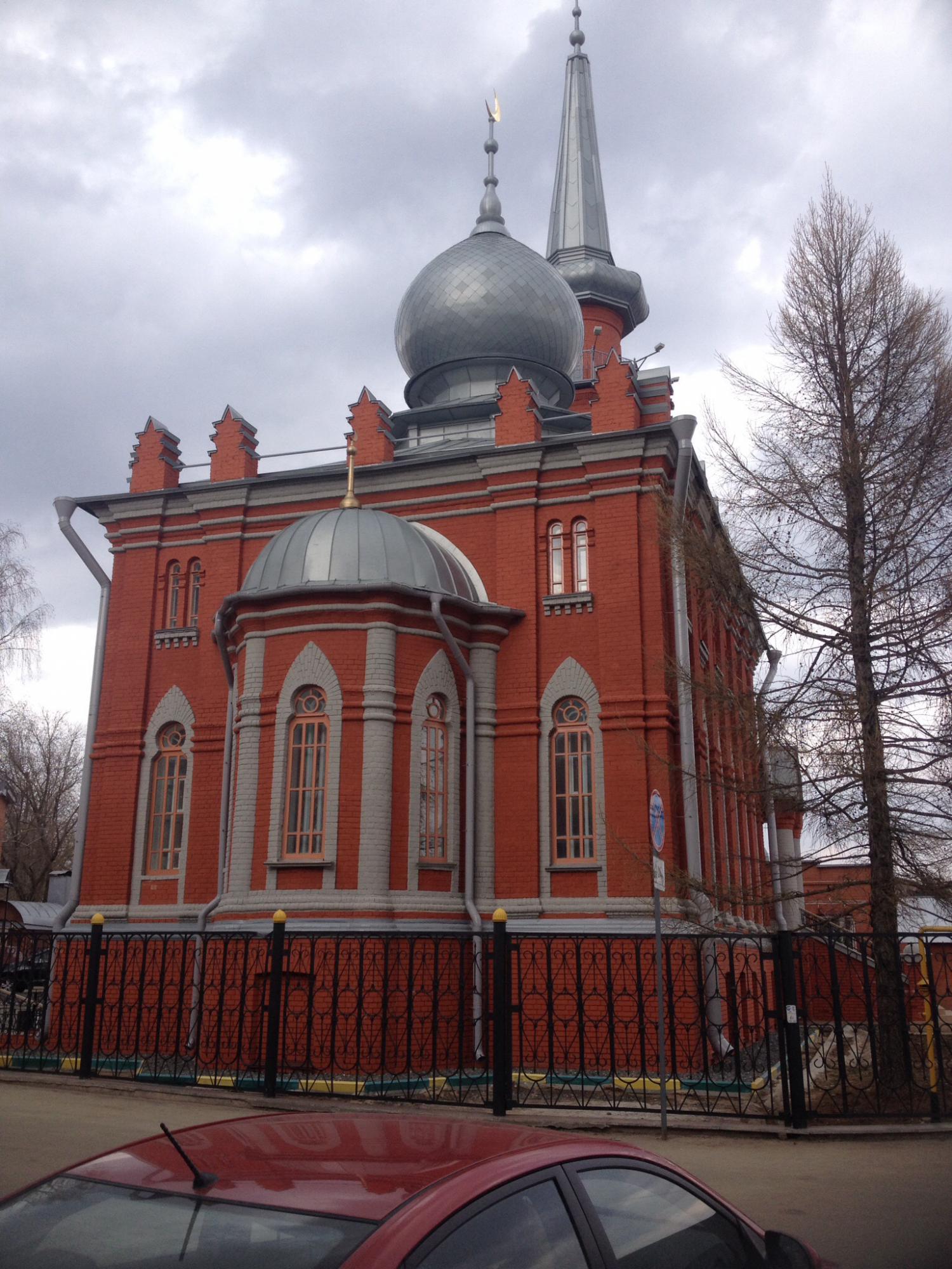 Картинки по запросу Нижегородская соборная мечеть